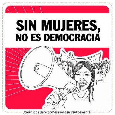 la mujer en la politica en colombia: