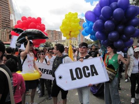 Marchas LGBT colombia 2011