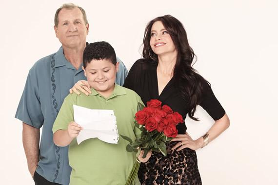 Jay, Gloria y Manny