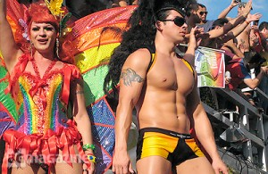 Criticas a la marcha del orgullo gay