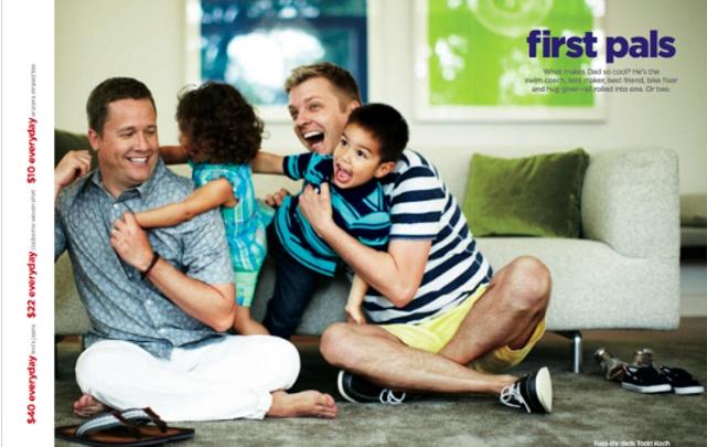 estereotipos sobre ser mamá y papá