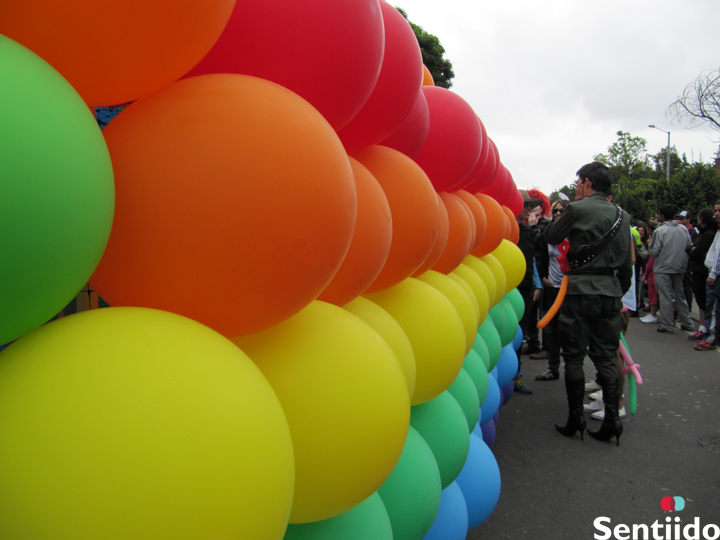 Marchas LGBT colombia 2015