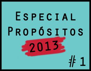 Propósitos 2013