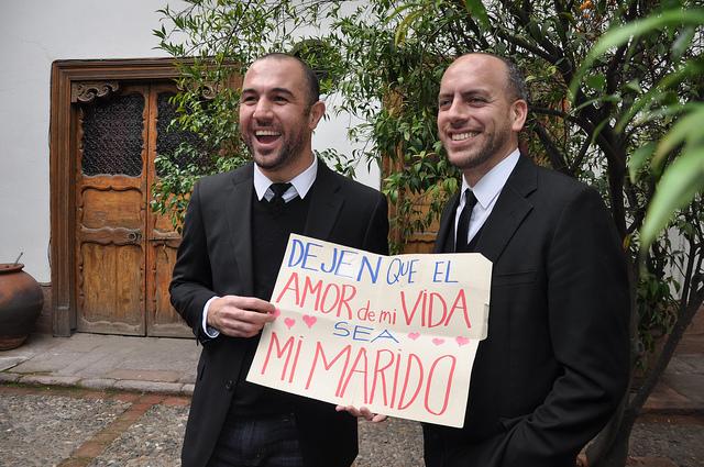 aspectos básico del matrimonio igualitario en Colombia