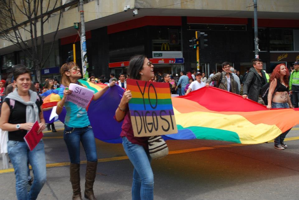 cómo fue el debate por el matrimonio igualitario en Colombia