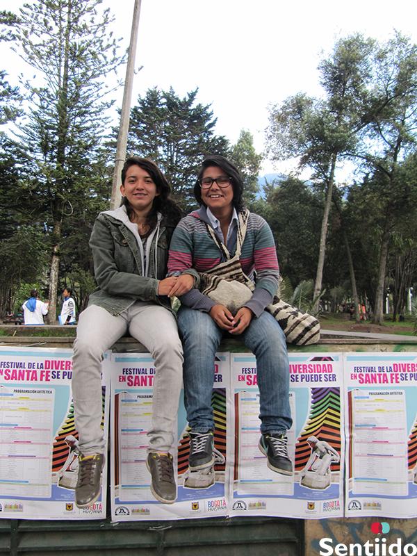 En Bogotá se puede ser