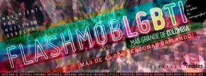 cómo es la marcha LGBT de Bogotá
