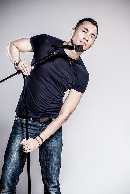 el colombiano que fue novio de Ricky Martin