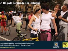 Campaña En Bogota se puede ser