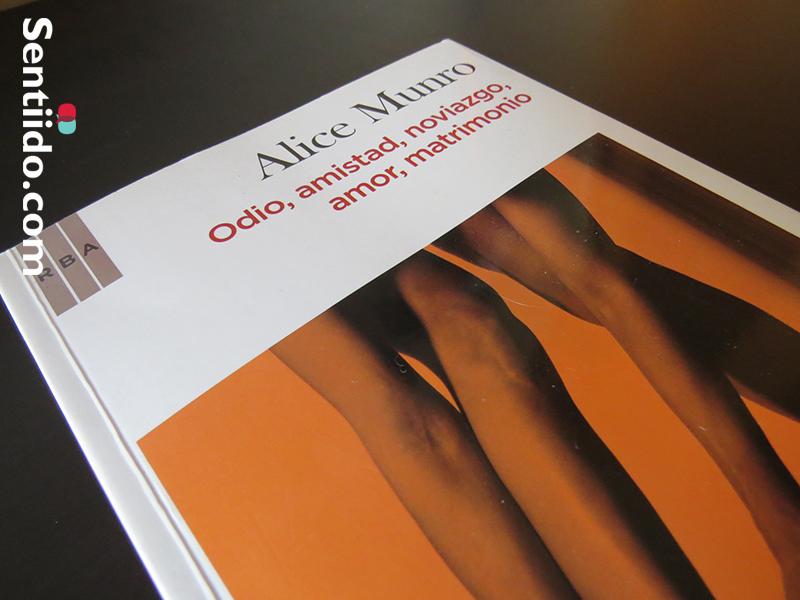 Libro de Alice Munro