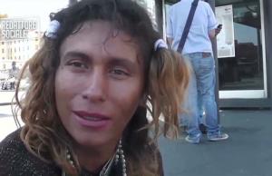 Andrea trans asesinada en Roma
