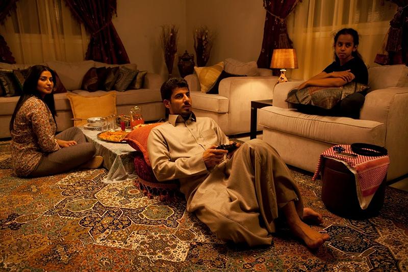 Historia de la película El Sueño de Wadjda