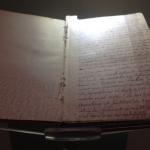 Manuscrito de Soledad Acosta de Samper
