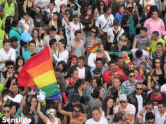 Marcha LGBT Colombia