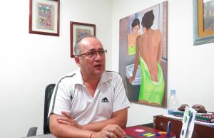 Pedro Julio Pardo, Santamaría Fundación.