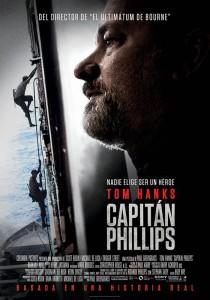 Capitan Phillips afiche