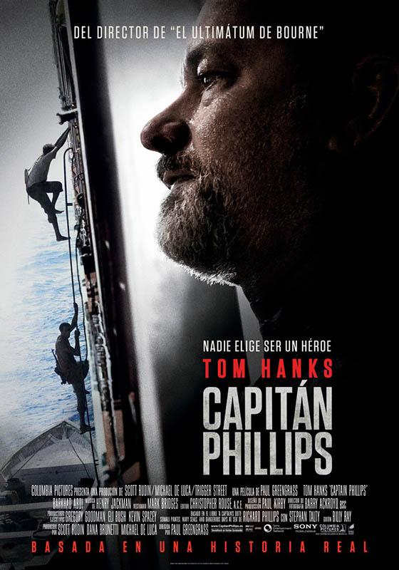 Capitan Phillips afiche