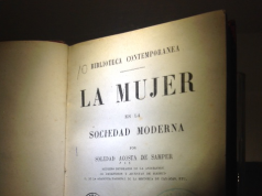 La mujer en la sociedad moderna de Soledad Acosta de Samper