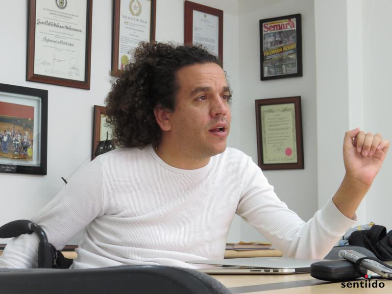 Juan Pablo Salazar, Arcángeles.