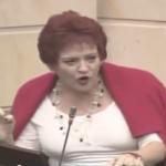 Debate en el Congreso sobre Matrimonio Igualitario Martha Lucía Cuéllar