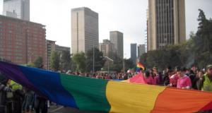 Marcha gay Bogotá