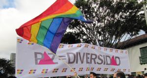 Marcha gay Bogotá 2014