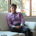 Claudia López senadora