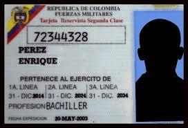 libreta militar para las personas trans en Colombia