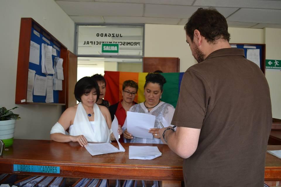 dónde pueden casarse parejas gay Colombia