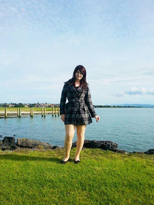 mujer transgenero que estuvo en atrapada en Hong Kong