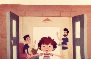 Cuento Nicolás tiene 2 papás.