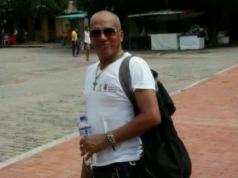 José Joaquin Herrera Líder LGBT Valledupar