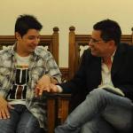 Primer matrimonio del mismo sexo reconocido en Uruguay.