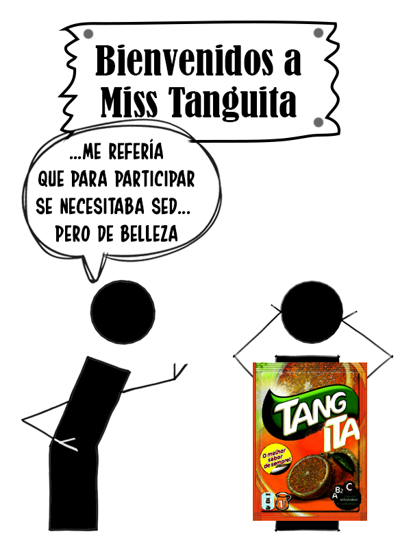 Miss Tanguita reinado