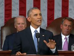 Por primera vez en la historia de los Estados Unidos, un presidente nombra a las personas LGBT en el discurso del Estado de la Unión.