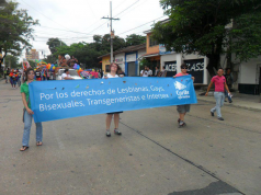 Recientemente Wilson Castañeda, director de Caribe Afirmativo, fue invitado a participar en la Subcomisión de Género de la mesa de negociación del Gobierno colombiano y las FARC EP en La Habana (Cuba), como representante de los sectores LGBT. Foto: Caribe Afirmativo.