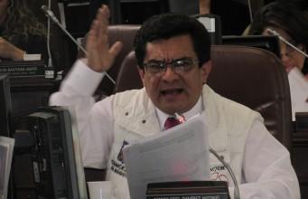 Marco Fidel Ramírez llegó al Concejo de Bogotá respaladado por el cuestionado partido PIN, hoy llamado Opción Ciudadana. Foto: marcofidelramirez.com.