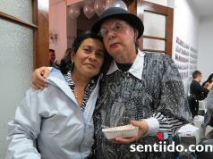 Amanda y Amparo estuvieron juntas 36 años. Esta última falleció hace unos días y en la funeraria me enteré de lo feliz que fue de poder casarse en 2014.