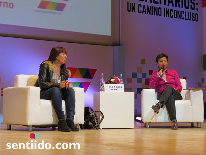 Claudia López y Maria Jimena Duzán