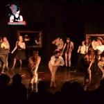 Obra de teatro de Mujeres al borde
