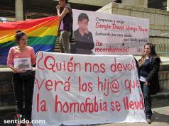Muerte de Sergio Urrego por discriminacion