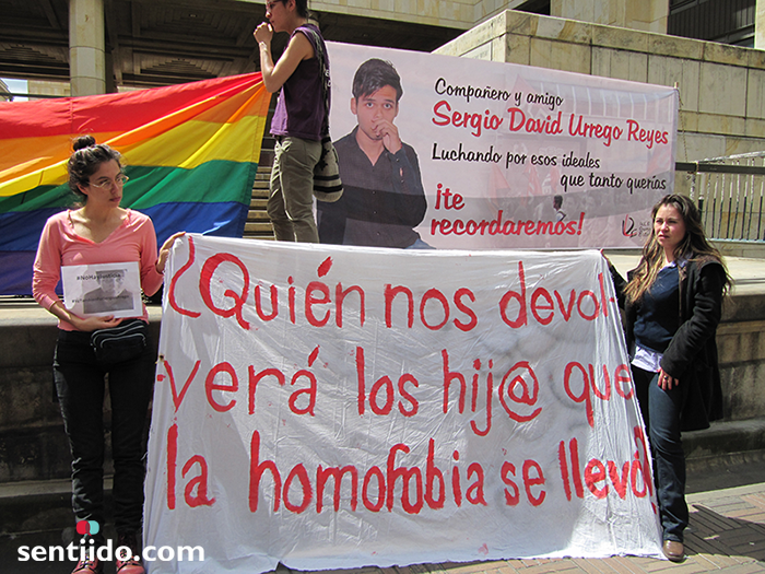 dia de la no homofobia