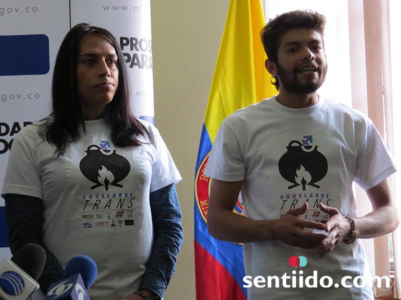Camilo Losada Laura Weins cambio de sexo