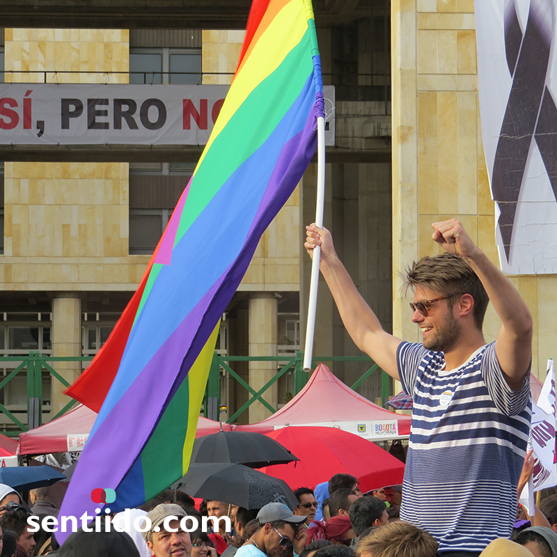 marcha gay bogota 2015