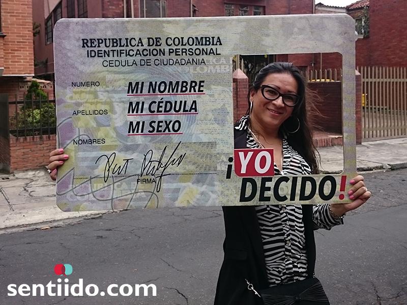 Cambio de sexo en Colombia
