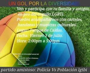 Comunidad LGBT popayan