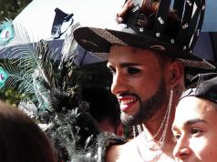 Marcha del orgullo gay Bogotá 2015