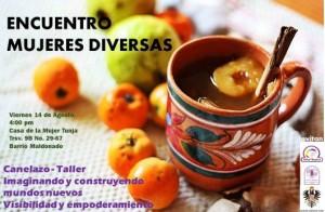Encuentro - Mujeres diversas Todaos Boyaca