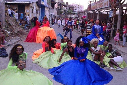 Gais y lesbianas en Chocó