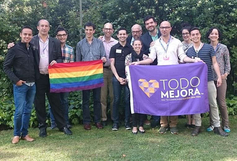 Reunión Todo Mejora Chile GLSEN